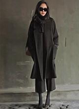 Daniela Angora Coat