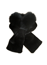 Shah Mink Fox Fur