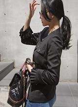 Shasha Wrinkles Jacket