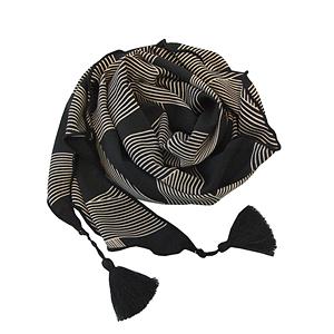 Tessel scarf